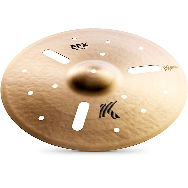 ZildjianK EFX Cymbal18 in.