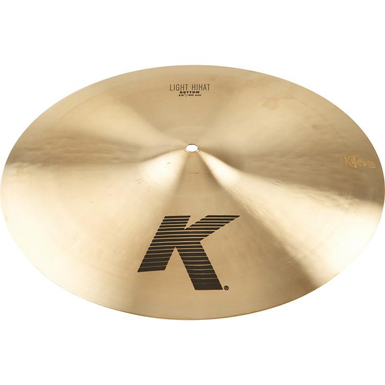 Hi Hat Bottom Cymbal : zildjian k light hi hat bottom cymbal music123 ~ Vivirlamusica.com Haus und Dekorationen