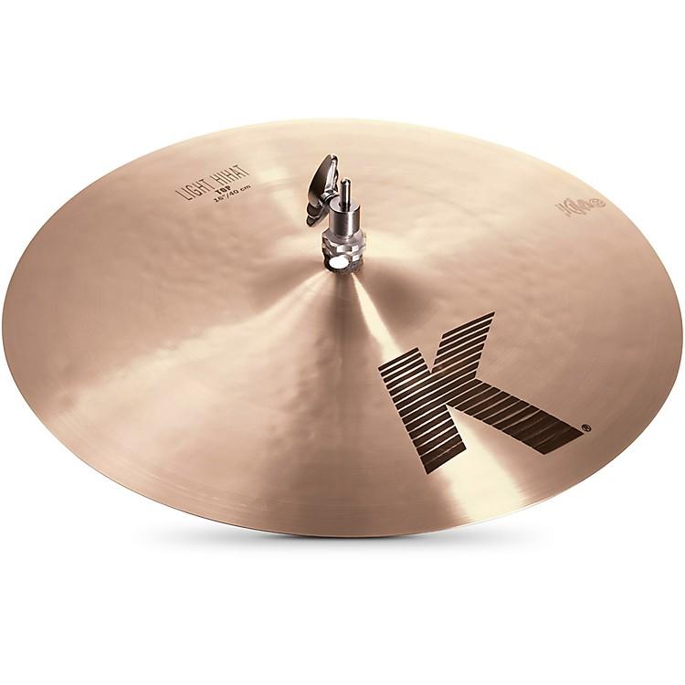ZildjianK Light Hi-Hat Top Cymbal16 in.