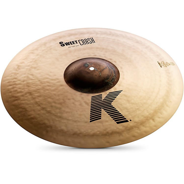 Zildjian K Sweet Crash 20 in.