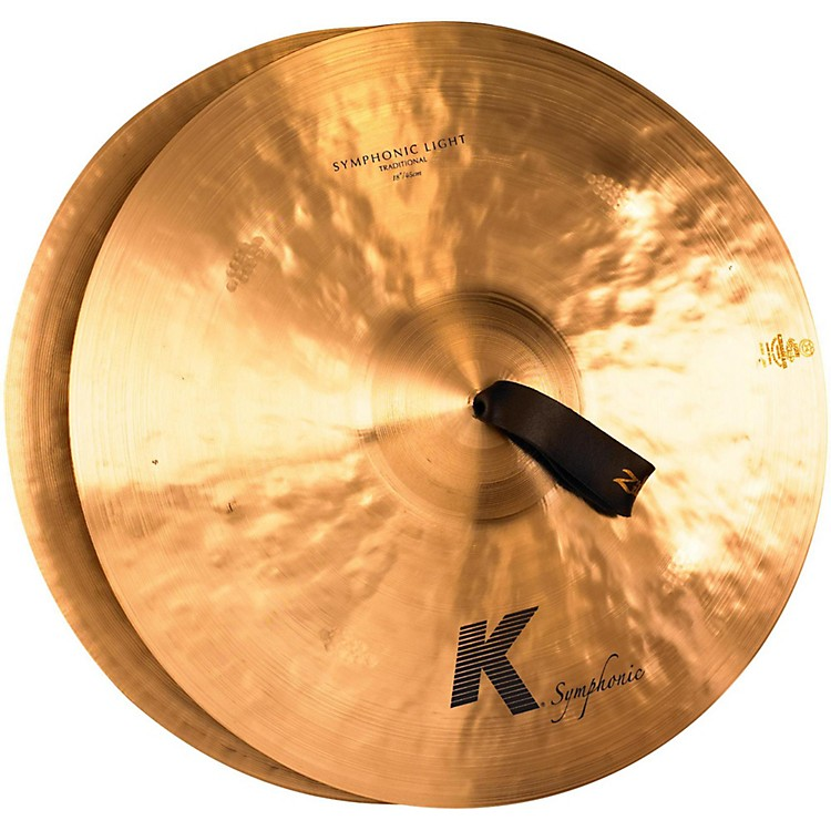zildjian k symphonic light cymbal pair traditional finish music123. Black Bedroom Furniture Sets. Home Design Ideas