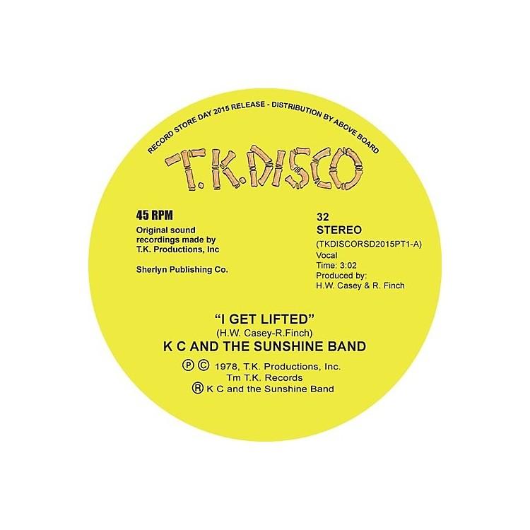 AllianceK.C. & Sunshine Band - I Get Lifted (Todd Terje Edit)