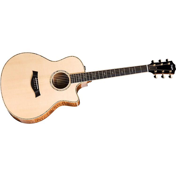 TaylorK16ce-L Koa/Spruce Grand Symphony Left-Handed Acoustic-Electric Guitar
