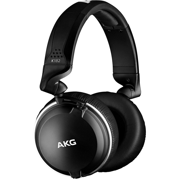 AKGK182 Professional Closed-Back Monitor Headphones