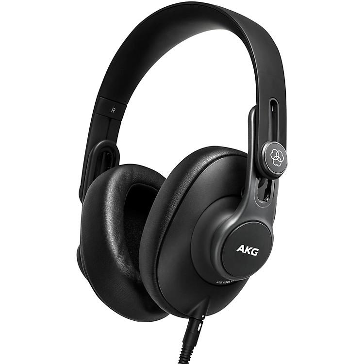 AKGK361 Closed Back Studio HeadphonesBlack