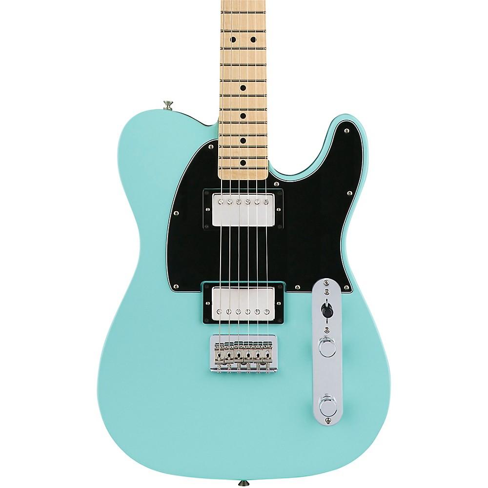 fender special edition standard telecaster hh maple fb guitar daphne blue ebay. Black Bedroom Furniture Sets. Home Design Ideas