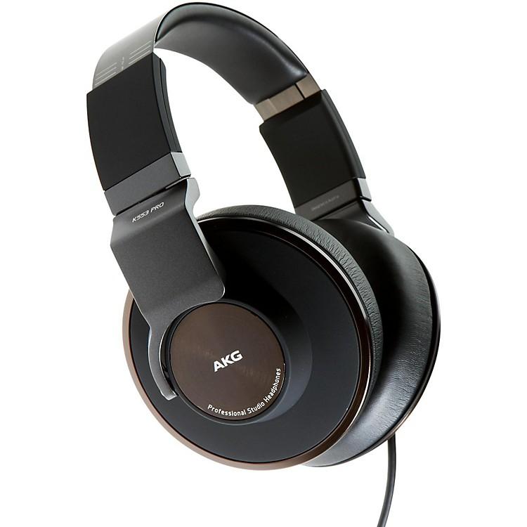 AKGK553 PRO Closed-Back Studio Headphones