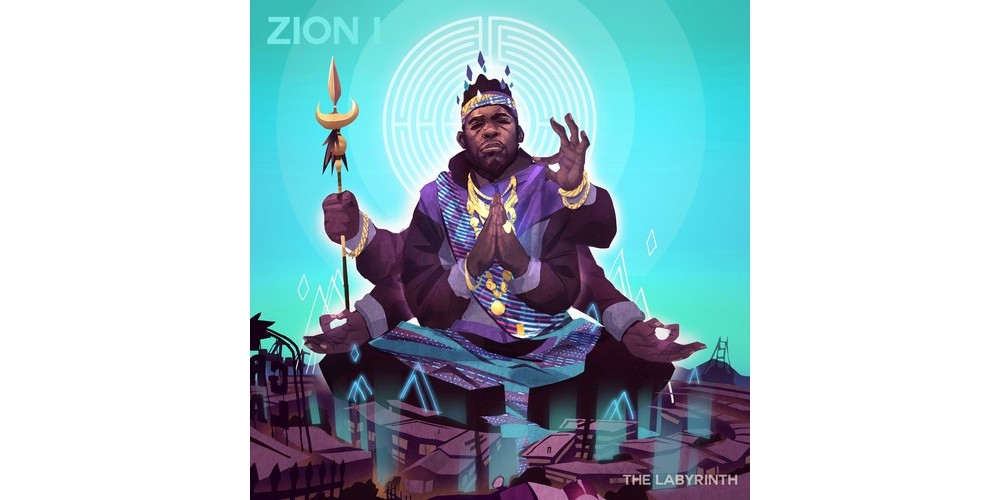 Zion I The Labyrinth Vinyl Lp 888915279618 Ebay