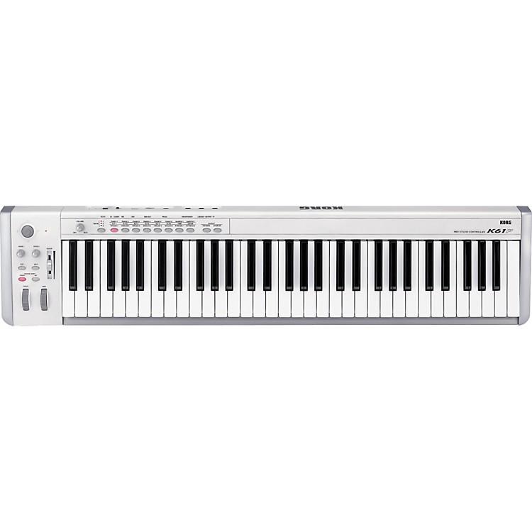 KorgK61P 61-Key USB/MIDI Controller