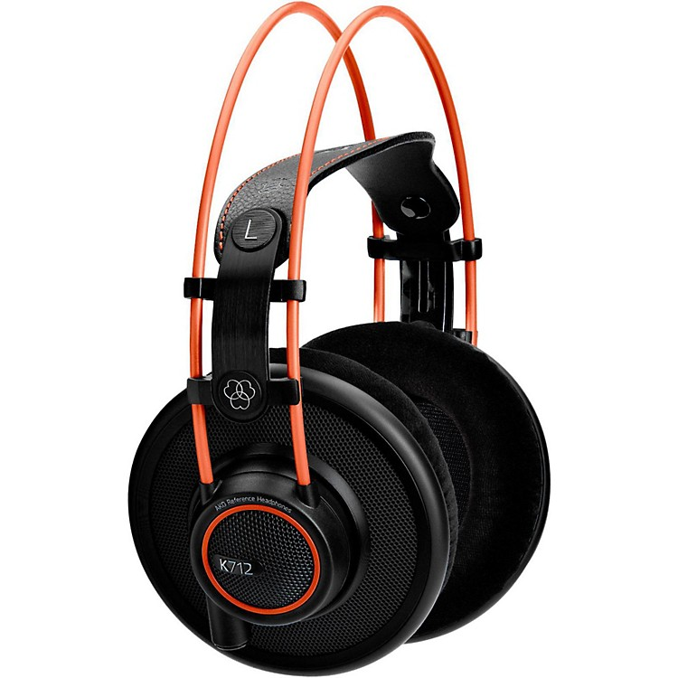AKGK712 Pro Open Over Ear Mastering Referencing Headphones