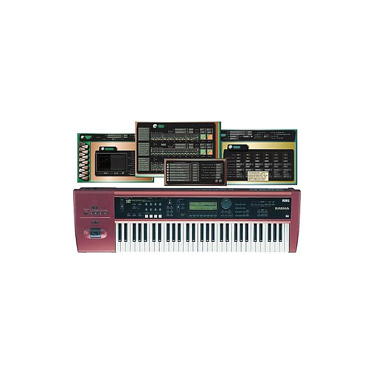 KorgKARMA Workstation/Performance Keyboard
