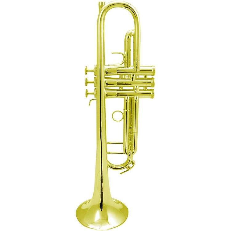 King KB10 Series Marching Bb Trumpet Lacquer