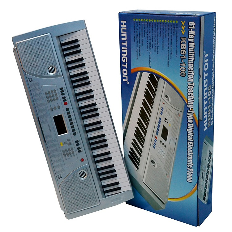 Huntington KB61 61-Key Electronic Keyboard