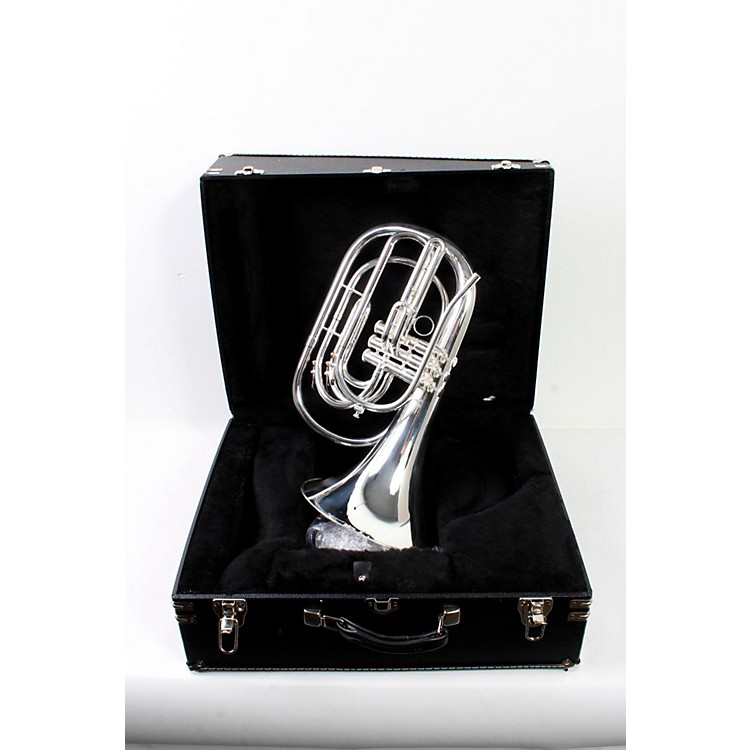 Tama by Kanstul KBFH Series Marching Bb French Horn KBFHS Silver 888365506975