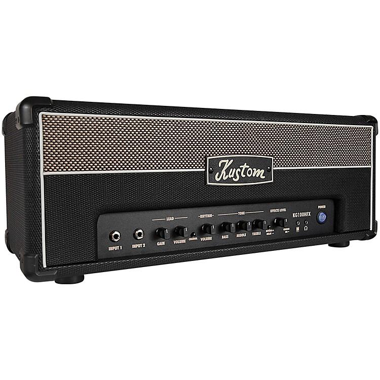 KustomKG100HFX 100W Guitar Amp Head