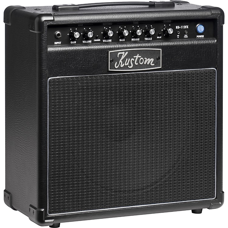Kustom KG112FX 20W 1x12 Guitar Combo Amp with Digital Effects