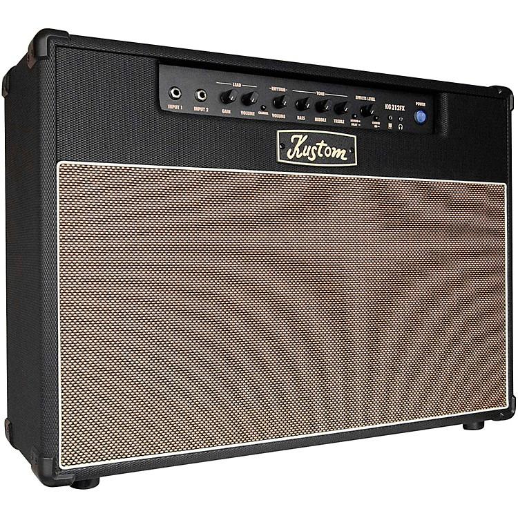 KustomKG212FX 30W 2x12 Guitar Combo Amp