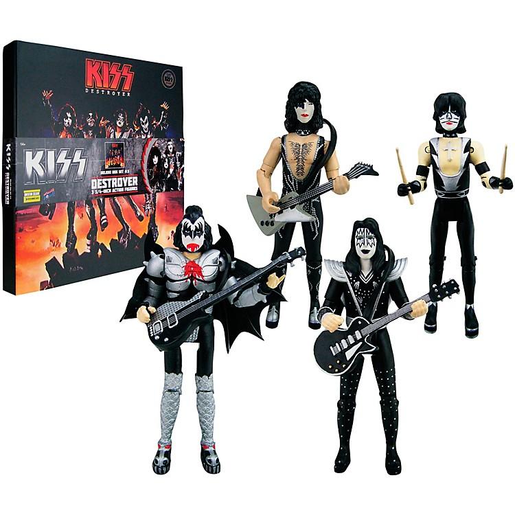 Bif Bang Pow!KISS Destroyer 3 3/4-Inch Action Figure Deluxe Box Set