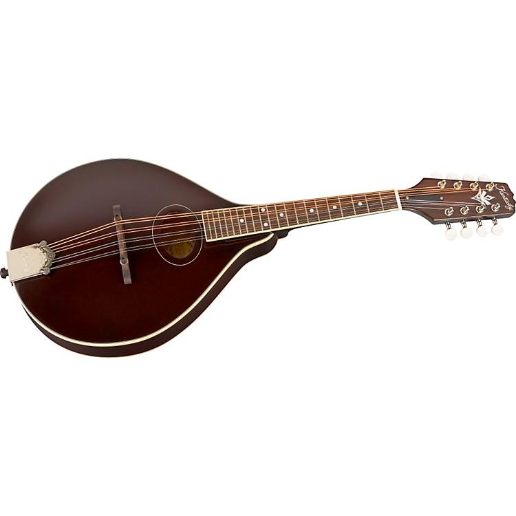 KentuckyKM-174 Standard A-model Mandolin with Oval SoundholeBurgundy