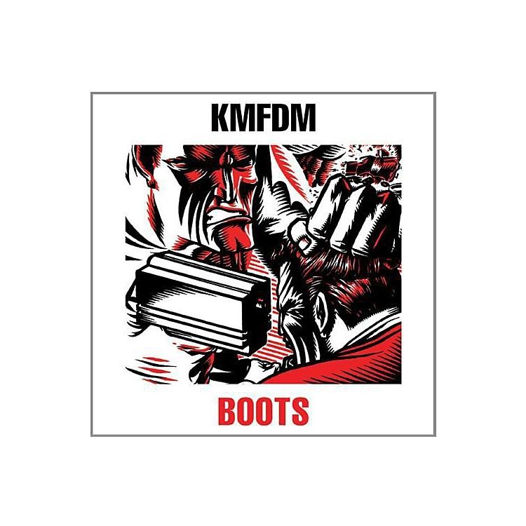 AllianceKMFDM - Boots