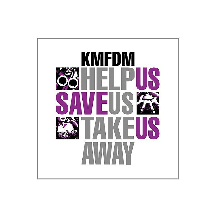 Alliance KMFDM - Help Us Save Us Take Us Away