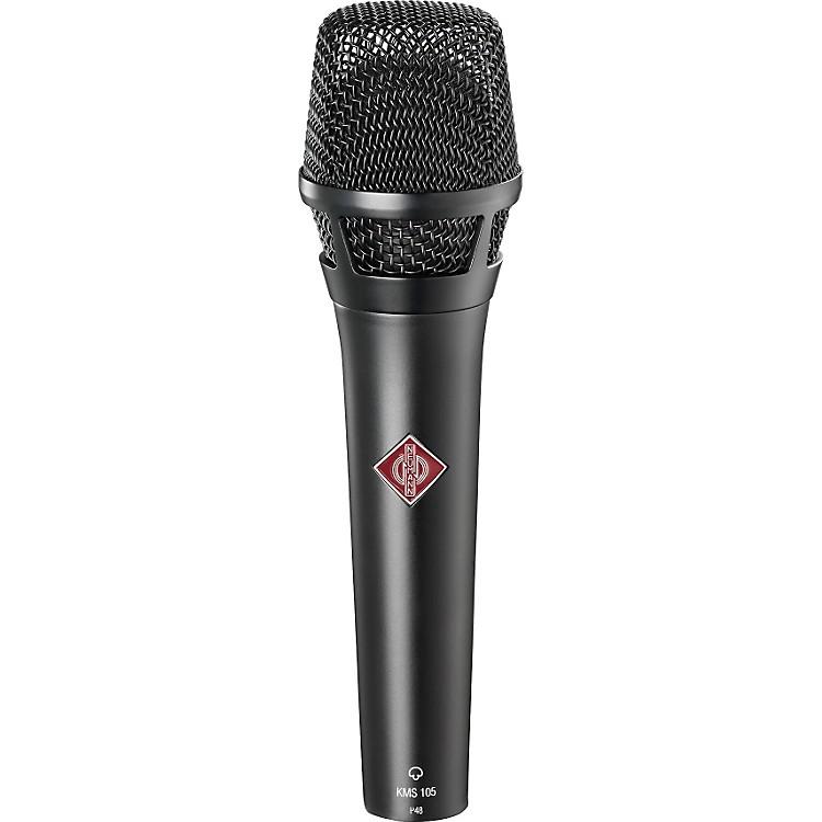 NeumannKMS105 MicrophoneNickel Silver