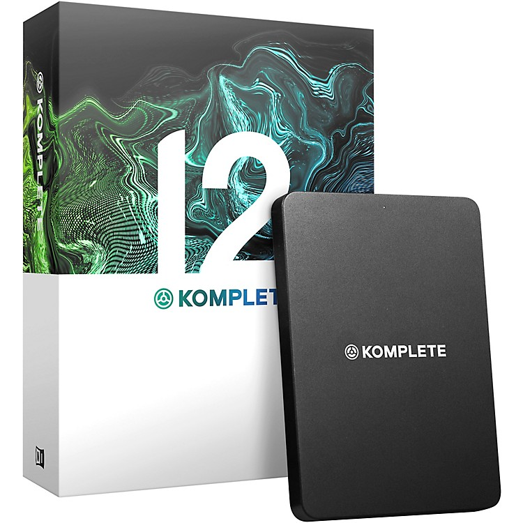 Native Instruments KOMPLETE 12 Update