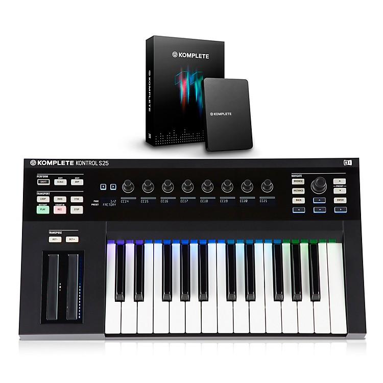Native InstrumentsKOMPLETE KONTROL S25 Keyboard Controller with KOMPLETE 11