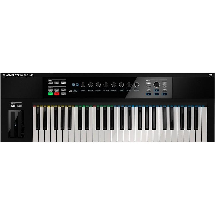 Native InstrumentsKOMPLETE KONTROL S49 Keyboard Controller
