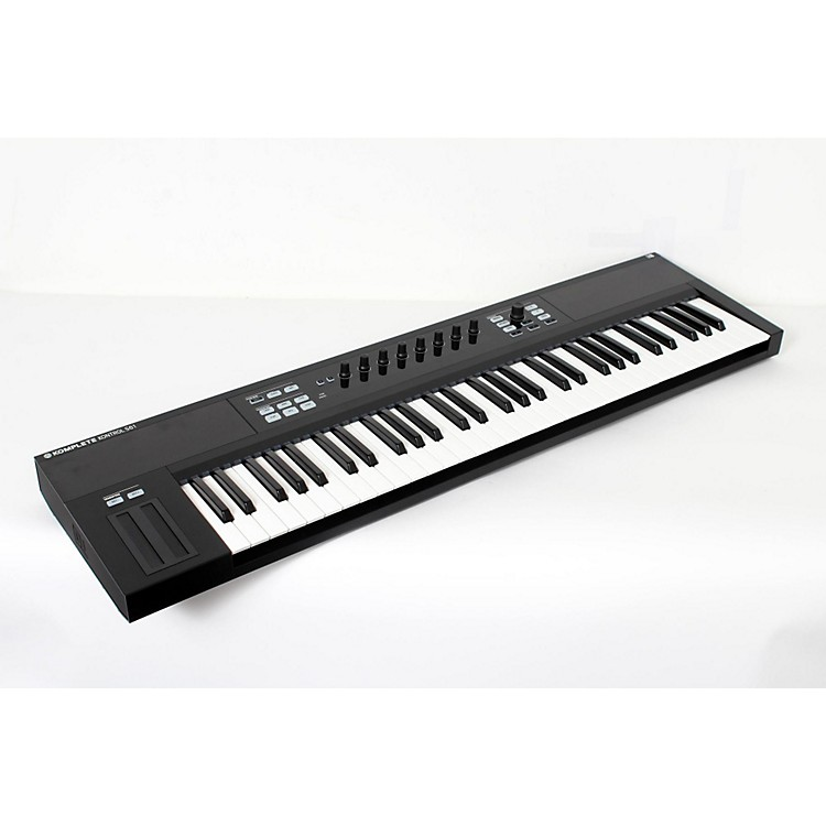 Native Instruments KOMPLETE KONTROL S61 Keyboard Controller Regular 888365895284