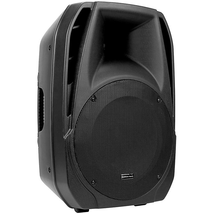 American Audio KPOW15A 15 Powered 2-Way Speaker  888365665627