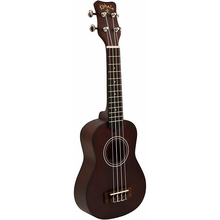 Kohala KPP-S Soprano Ukulele Player Pack Natural