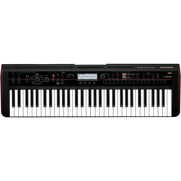 Korg KROSS 61 Keyboard Workstation  888365778969