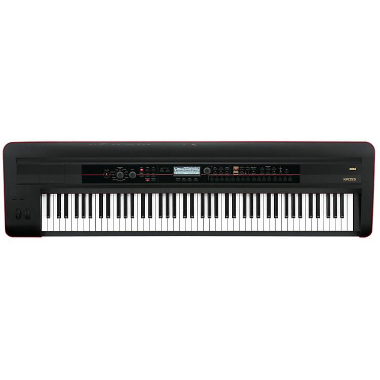 KorgKROSS 88 Keyboard Workstation (Red/Black Edition)