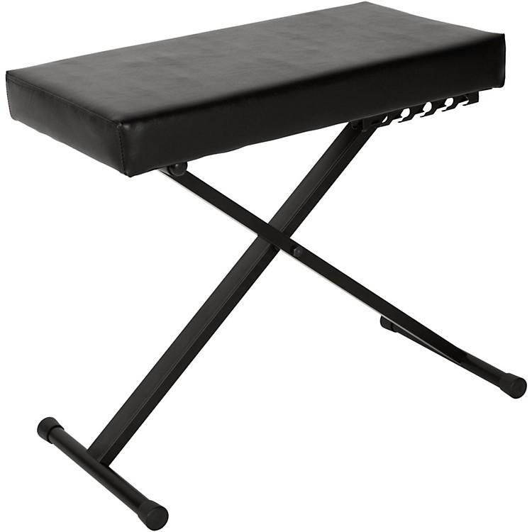 Musician's GearKS-515-MG Deluxe Keyboard Bench