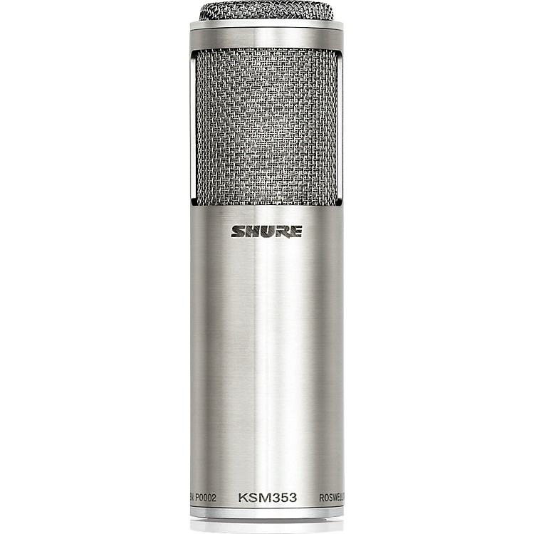 ShureKSM353 Ribbon Microphone