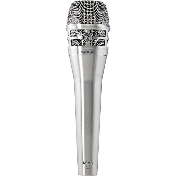 ShureKSM8 Dualdyne Dynamic Handheld Vocal MicrophoneNickel