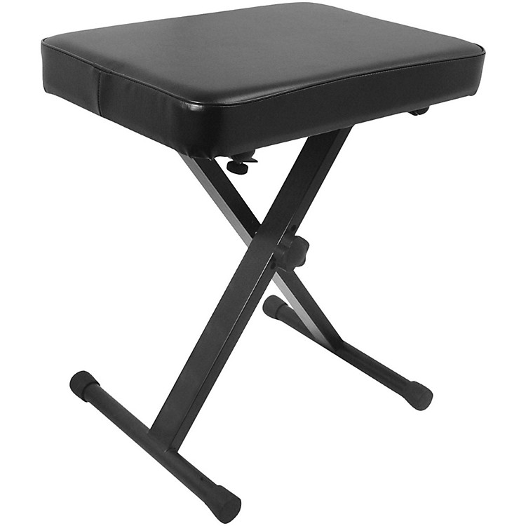 On-Stage StandsKT7800 Small Keyboard Bench