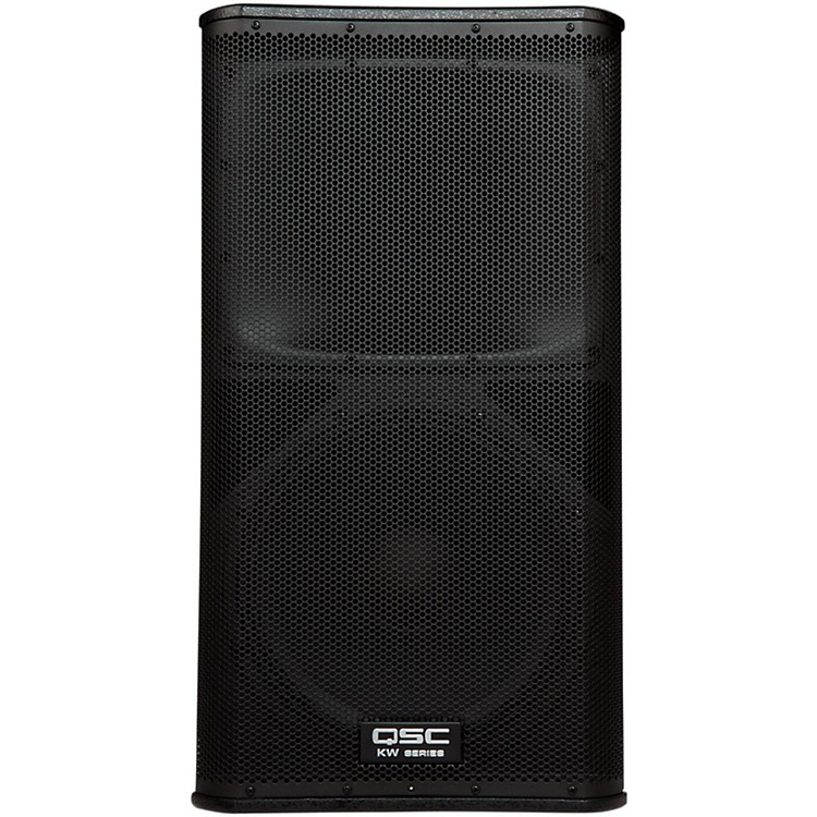 QSC KW152 Active Loudspeaker 1000 Watt 15 Inch 2 Way  888365850030