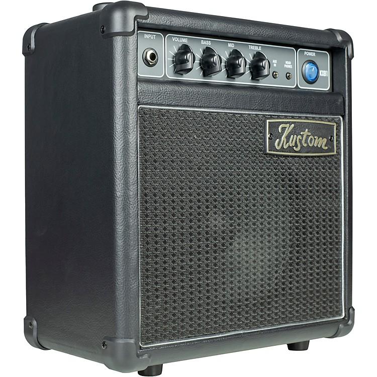 KustomKXB1 10W 1x6 Bass Combo Amplifier