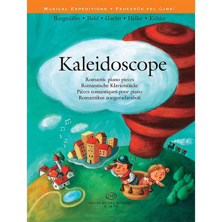 Editio Musica BudapestKaleidoscope EMB Series Softcover Composed by Various Edited by Ágnes Lakos