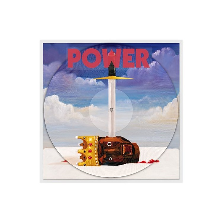 Alliance Kanye West - Power [Picture Disc] [Single]