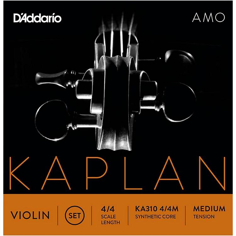 D'AddarioKaplan Amo Series Violin String Set4/4 Size Medium