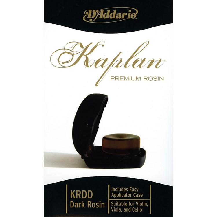 D'AddarioKaplan Premium RosinDarkWith Case