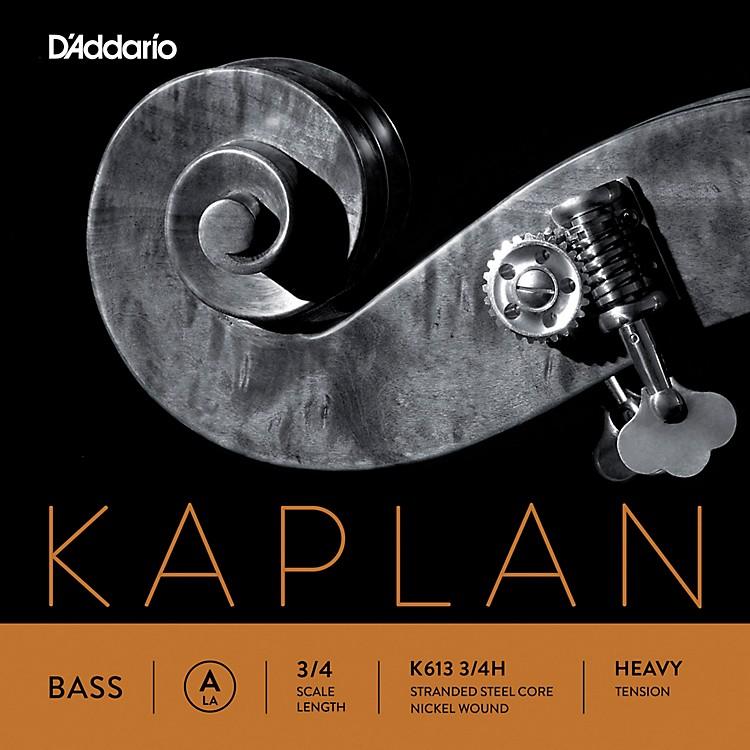 D'AddarioKaplan Series Double Bass A String3/4 Size Heavy