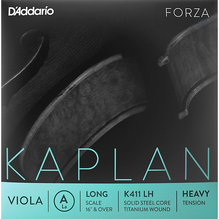 D'AddarioKaplan Series Viola A String13-14 Short Scale