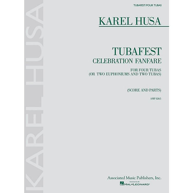 AssociatedKarel Husa - Tubafest Brass Ensemble Series Composed by Karel Husa