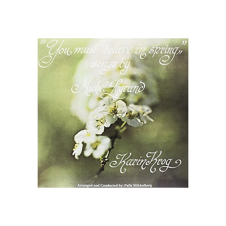 Alliance Karin Krog - You Must Believe In Spring