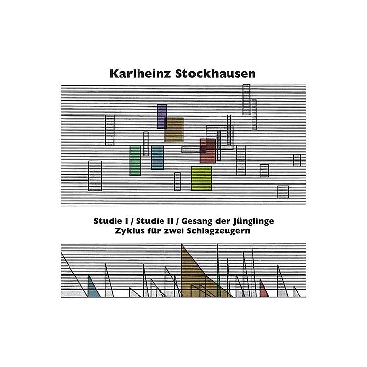 AllianceKarlheinz Stockhausen - Studie I & Ii Gesang Der Junglinge Zyklus Fur Zwei