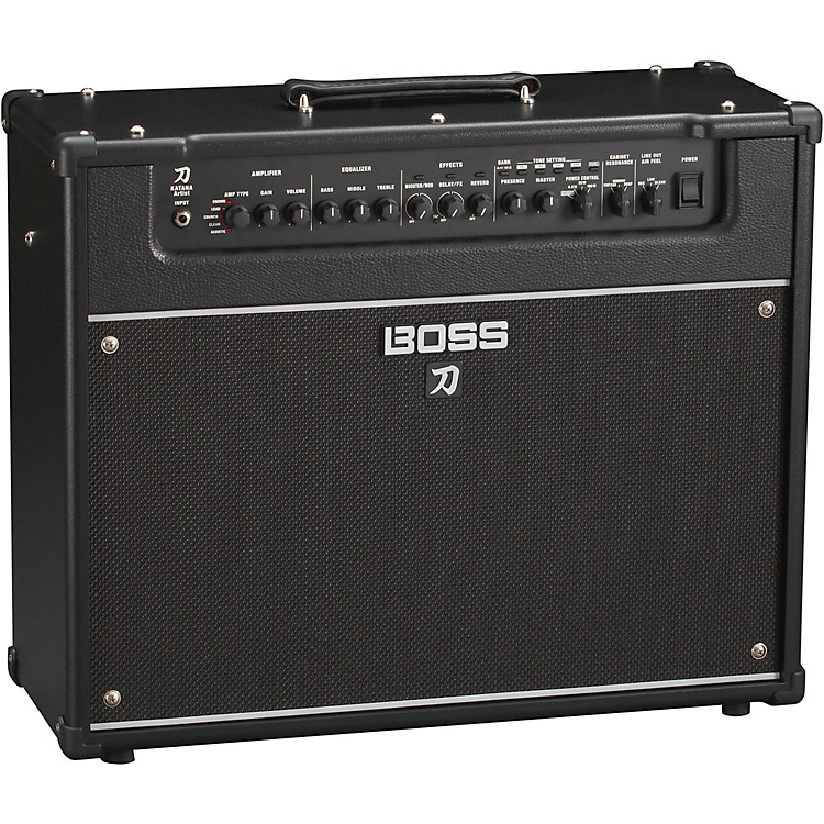 BossKatana-Artist 100W 1x12 Guitar Combo Amplifier